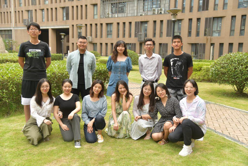 Lab Members: Yansong Zhang,Wenbo Yu,Shan Rao,Shaopeng Li,Yangfan Fei,YaniMeng,Yue Li,Xiaorong Lu,Shiyu Ma,Shuya Fan,Xiaoye Shi,Bingwei Lyu